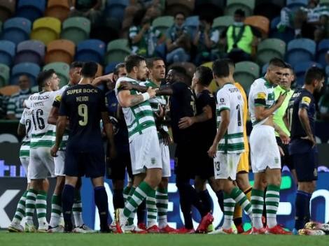 Tecatito Corona y el Porto sacaron el empate en el clásico de Portugal