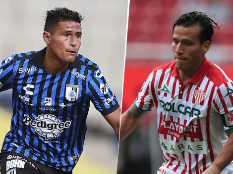 ◉ EN VIVO | Querétaro vs. Necaxa por la Liga MX | Hora y canal de TV | VER AHORA | MINUTO A MINUTO