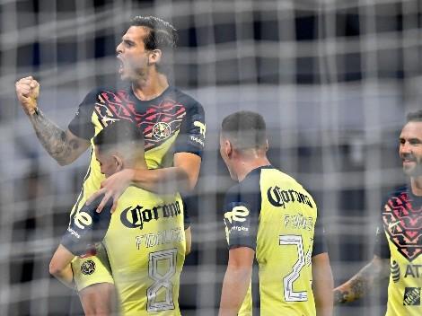 Gran combinación: asistencia de Benedetti y gol de Fidalgo contra Mazatlán