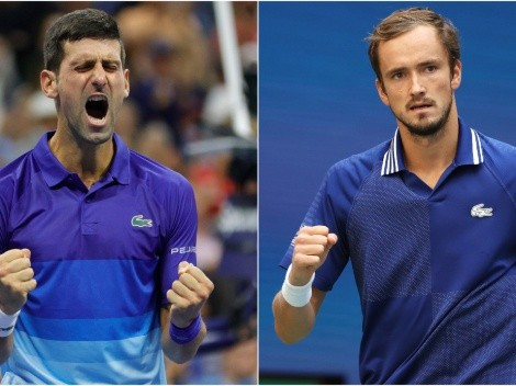 Novak Djokovic vs Daniil Medvedev: Predictions, odds, H2H and how to watch 2021 US Open Men's Final in the US today