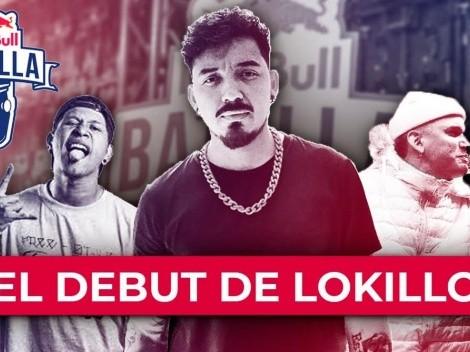 Video: el minutazo que metió 'Lokillo' en las finales de la Red Bull Colombia
