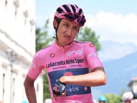 Bombazo en el ciclismo: Egan Bernal podría irse del Ineos para el año 2022