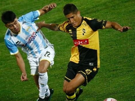 Coquimbo rescató empate ante Magallanes y se afianza como líder en la B