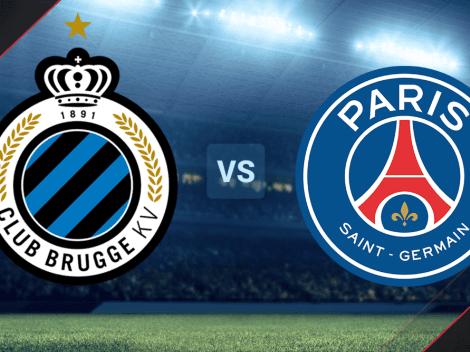 Cómo ver Brujas vs. PSG EN DIRECTO y EN VIVO   TV, Hora y alineaciones confirmadas del duelo por la Champions League   Grupo A