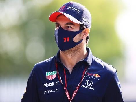 ¿Cuándo vuelve a competir Sergio Pérez en Fórmula 1?