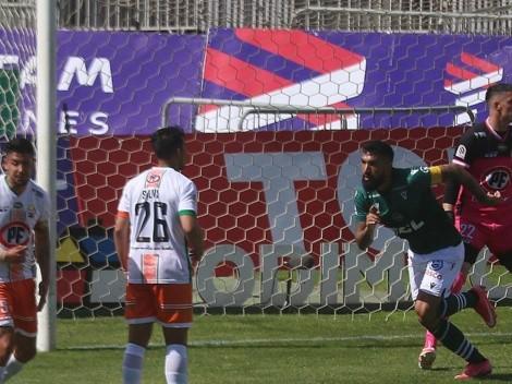 Wanderers alcanza su segundo triunfo del torneo ante Cobresal
