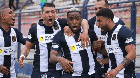 Con golazo de Jefferson Farfán: Alianza Lima ganó 3-2 ante Deportivo Binacional