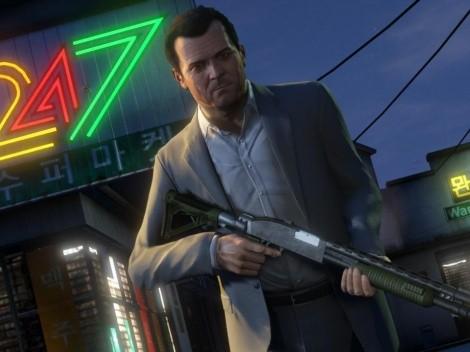 Las acciones de Take Two caen luego del último trailer del GTA V