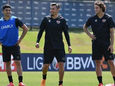 América, Cruz Azul, Tigres y Toluca compiten por el Jugador del Mes