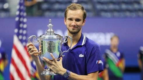 Daniil Medvedev, 2021 US Open champion (Getty).