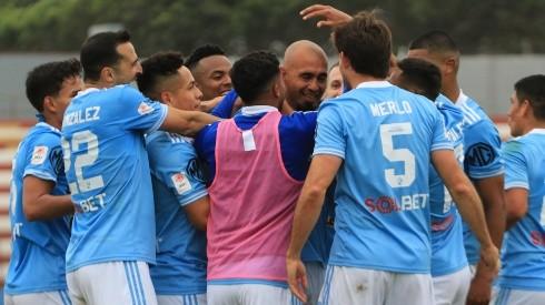 Con un golazo de Marcos Riquelme, Sporting Cristal aplastó 5-2 a Alianza Atlético por la Liga 1