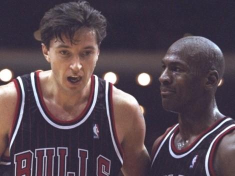 ¿Jordan se enojará? Kukoc le agradece a la persona que acabó con los Bulls