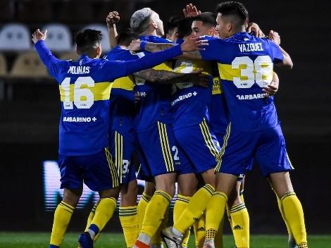 Sin Almendra y con un juvenil sorpresivo: los convocados de Boca ante Defensa y Justicia