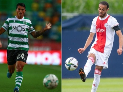 Sporting CP vs Ajax: Date, Time, and TV Channel in the US to watch the UEFA Champions League 2021/2022