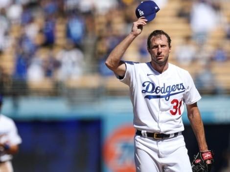 Max Scherzer hace historia en MLB en barrida de Dodgers a Padres