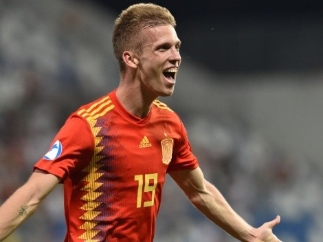 Transfer Rumor: $70 million midfielder Dani Olmo of RB Leipzig is being sought after by 4 big clubs
