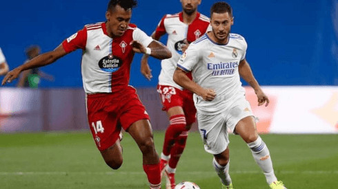 Importante apunte: Eduardo 'Chacho' Coudet explicó el cambio de Renato Tapia ante el Real Madrid