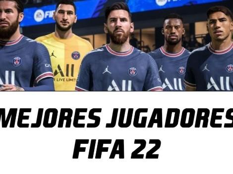 EA Sports revela las valoraciones del FIFA 22 ¡Messi es el mejor!