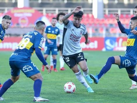 Bryan Soto feliz por la confianza a los jóvenes en Colo Colo
