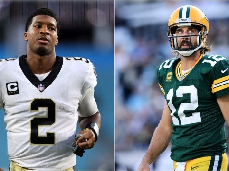 Jameis Winston and Aaron Rodgers open up as Saints destroy the Packers