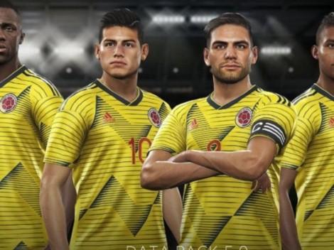 Golpe al corazón: FIFA 22 confirmó que la Selección Colombia no estará