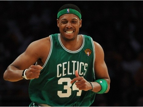 Paul Pierce explains how the Celtics' Big 3 was different from the rest