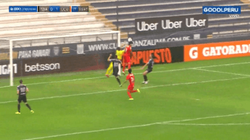 Paren absolutamente todo: Beto da Silva volvió a anotar un gol en partido oficial tras 2 años y medio