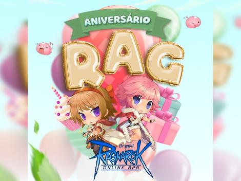 Ragnarok Online celebra aniversário de 17 anos no Brasil com diversos eventos