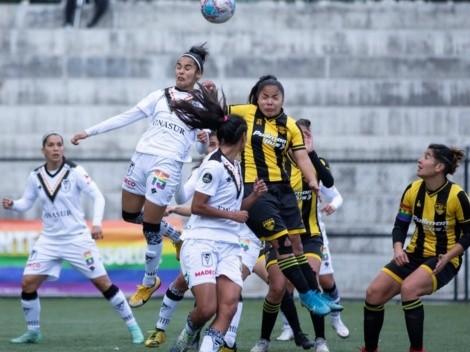 Listas las parejas para los cuartos de final del fútbol femenino