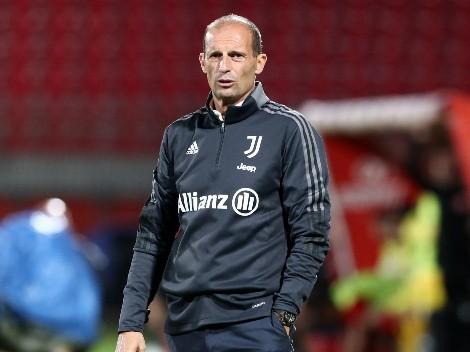 Malmo-Juventus: Allegri intentará responder en la Champions