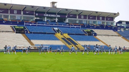 Alianza Lima está puntero en la Fase 2 de la Liga 1.