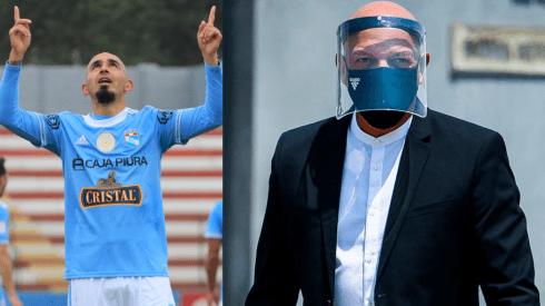 """Roberto Mosquera destacó el trabajo de Marcos Riquelme: """"Demostró por qué lo hemos traído"""""""