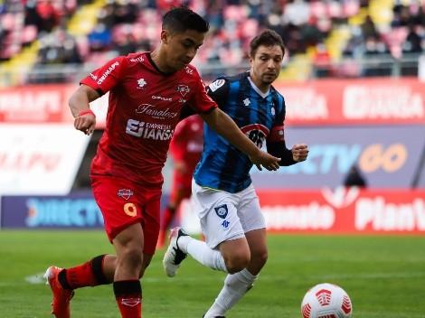 Con gol al último minuto: Ñublense y Huachipato empatan en Chillán