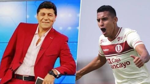 Sergio Ibarra es el goleador histórico del Fútbol Peruano.