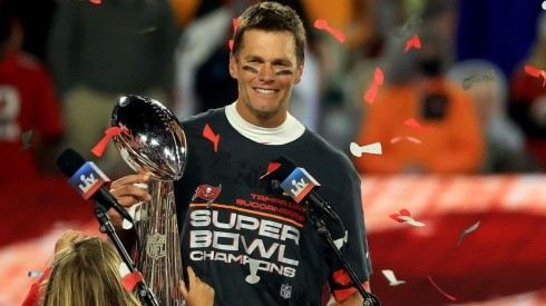 Tom Brady won the Super Bowl with the Tampa Bay Buccaneers in 2020 (Getty)