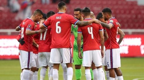 Chile contará con jugador que milita en Inglaterra para su duelo ante Perú por las Eliminatorias