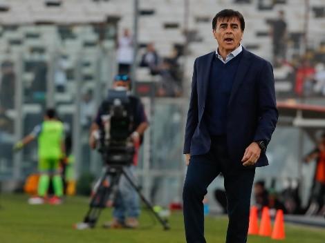 Quinteros tiene convocatoria en Colo Colo para duelo con Everton