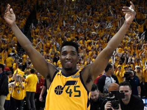 La confianza de Donovan Mitchell en Utah Jazz no tiene límites