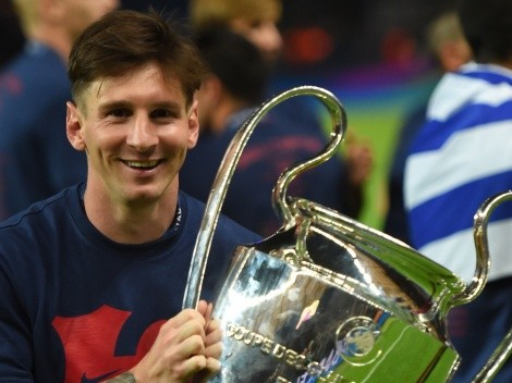 Lionel Messi: How many Champions League titles has he won with Barcelona?