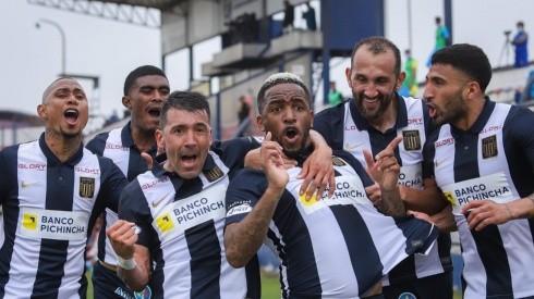 Alianza Lima está primero en la Fase 2 de la Liga 1.