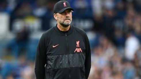 Jurgen Klopp, Head Coach of Liverpool (Getty)