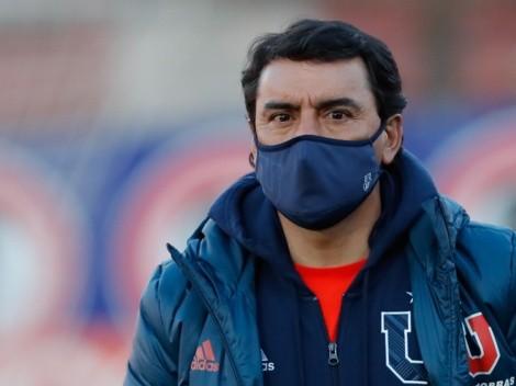 Valencia cree que la U llega bien posicionada de cara al clásico ante Colo Colo