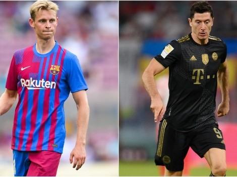 Barcelona x Bayern de Munique: onde assistir AO VIVO à partida válida pela fase de grupos da Champions League