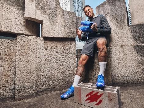 """PUMA lanza junto a Neymar sus nuevos botines para """"iluminar el juego"""""""