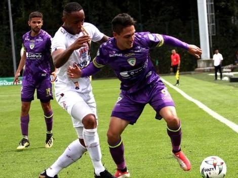 ◉ EN VIVO: Deportes Tolima vs. La Equidad