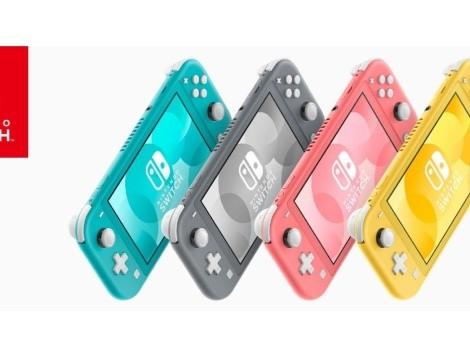 Nintendo baja el precio de la Switch en sus tiendas oficiales
