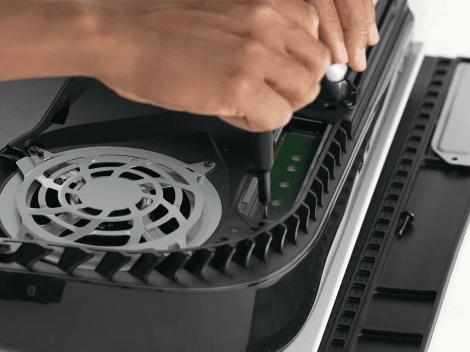 PS5: Atualização de amanhã (15) permitirá expandir memória com M.2 SSD