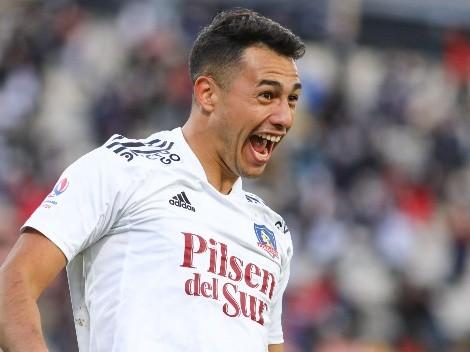 Colo Colo confirma formación para enfrentar a Everton con Morales de titular