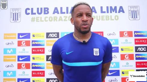 """Jefferson Farfán vive feliz en Alianza Lima: """"Este momento es un sueño para mí"""""""