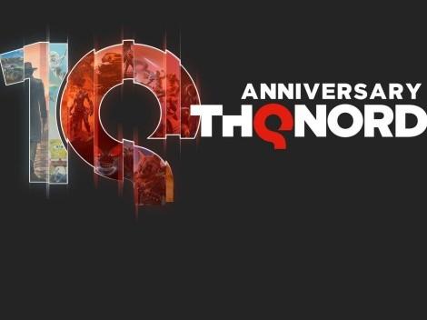 Promoção de 10 anos do THQ Nordic tem até 80% de desconto em games de Xbox
